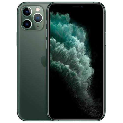 Телефон Apple iPhone 11 Pro 64Gb Midnight Green фото