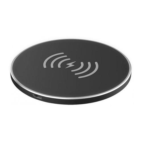 ЗУ беспроводное Olmio 10W Quick Charge Black фото