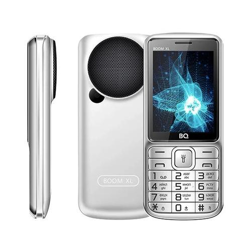Телефон BQ 2810 BOOM XL Silver фото
