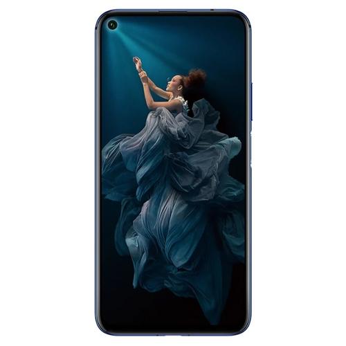 Телефон Honor 20 128Gb Ram 6Gb Sapphire Blue фото