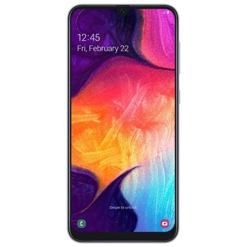 Телефон Samsung A505F/DS Galaxy A50 128Gb White фото